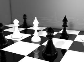 Jak zrobić tapetę w Cinema 4D - Modelowanie pionka szachowego
