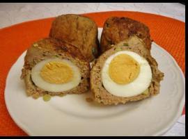 Jak zrobić kotlety z jajkiem