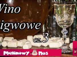 Jak zrobić wino pigwowe cz. 3