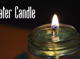 Jak zrobić wodną świeczkę - genialny gadżet