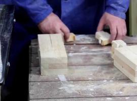 Jak zbudować tokarka do drewna tanim kosztem #1