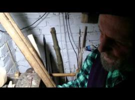 Jak zrobić prostą fujarkę z drewna
