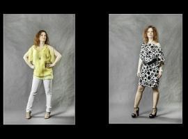 Jak uszyć tunikę - sukienka bez wykroju