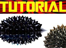 Jak zrobić ferrofluid domowym sposobem