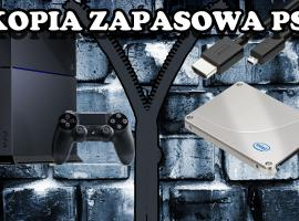 Jak wykonać kopię zapasową danych z PS4