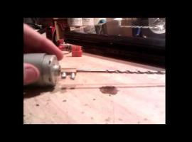 Jak zrobić prostą wiertarkę z silniczka