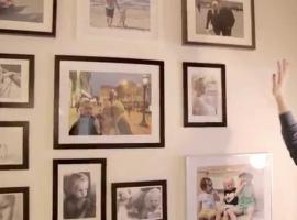 Jak powiesić zdjęcia na ścianie