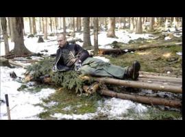 Jak zbudować łóżko w lesie