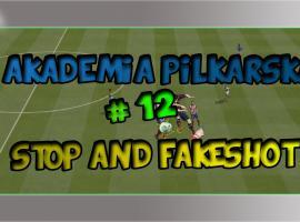 Jak atakować w FIFA 15 - Stop i Fakeshot