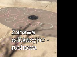 Jak bawić się z dzieckiem - zabawa edukacyjno-ruchowa