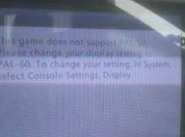 Jak naprawić błąd z PAL 50 na Xbox 360