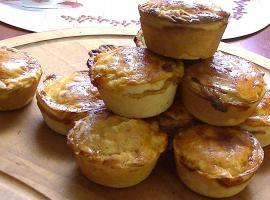 Jak zrobić muffinki z boczkiem i kapustą