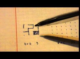 Jak grać w kropki (zdobywcy kwadratów)