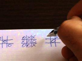 Jak grać w kółko i krzyżyk