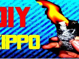 Jak zrobić własną wersję zapalniczki Zippo