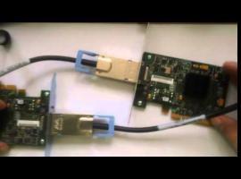 Jak się podłącza karty InfiniBand