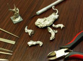 Jak sklejać modele metalowe