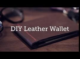 Jak zrobić skórzany portfel