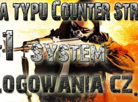 Jak zrobić grę typu CS #1 - System Logowania