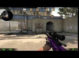Jak zmniejszyć ruszanie się broni w CS:GO