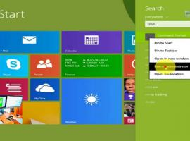Jak odblokować konto administratora w Windows 8.1