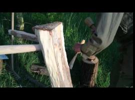 Jak prawidłowo ociosać siedzisko ławki