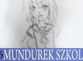 Jak rysować mangę - mundurek szkolny