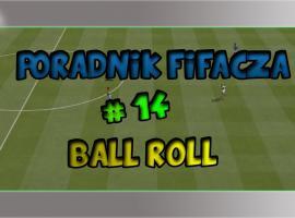 Jak wykonać Ball Roll w FIFA 15