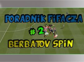 Jak wykonać Berbatov Spin (Turn and Spin) w FIFA 15