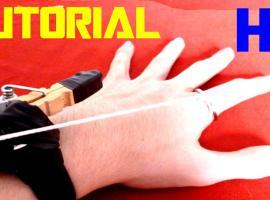 Jak zrobić pistolet z klamerki w stylu Assassin's Creed