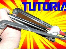 Jak zrobić domową procę z prostych materiałów