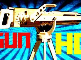 Jak zrobić automatyczny mini gun na gumki