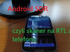 Jak zrobić skaner częstotliwości na Androidzie