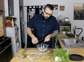 Jak przygotować krewetki z chili i trawą cytrynową