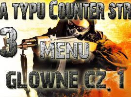 Jak zrobić grę typu CS #2 - menu główne cz.1