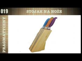 Jak zrobić stojak na noże