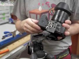 Jak usprawnić mocowanie do statywu Panasonic Lumix FZ1000