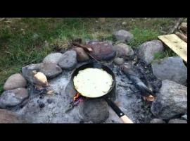 Jak zrobić ogniskową pizzę