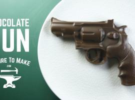 Jak zrobić maszynę do czekoladowych odlewów