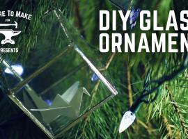Jak zrobić szklane ornamenty diy