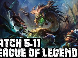Jak grać w League of Legends - Patch 5.11