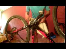 Jak czyścić napęd i łańcuch w rowerze