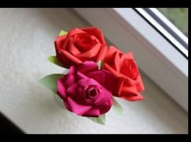 Jak zrobić bardzo prostą i realistyczną różę z papieru