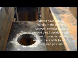 Jak zbudować prasę hydrauliczną #5