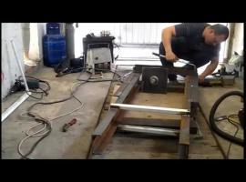 Jak zbudować prasę hydrauliczną #3