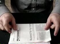 Jak wygrać zakład składając kartkę papieru