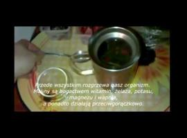 Jak zrobić herbatę malinowo-miętową
