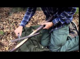 Jak szybko i efektywnie stugać drewno - bushcraft