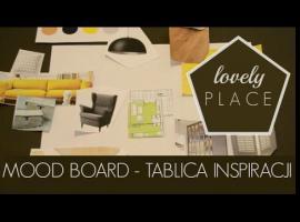 Jak zrobić mood board - tablica inspiracji