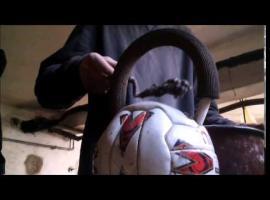Jak zrobić kettlebell w domowy sposób